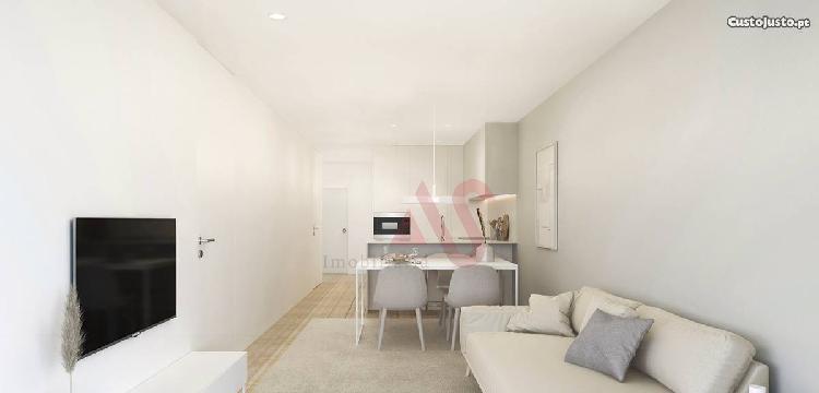 Apartamentos t2, mobilados e equipados,...