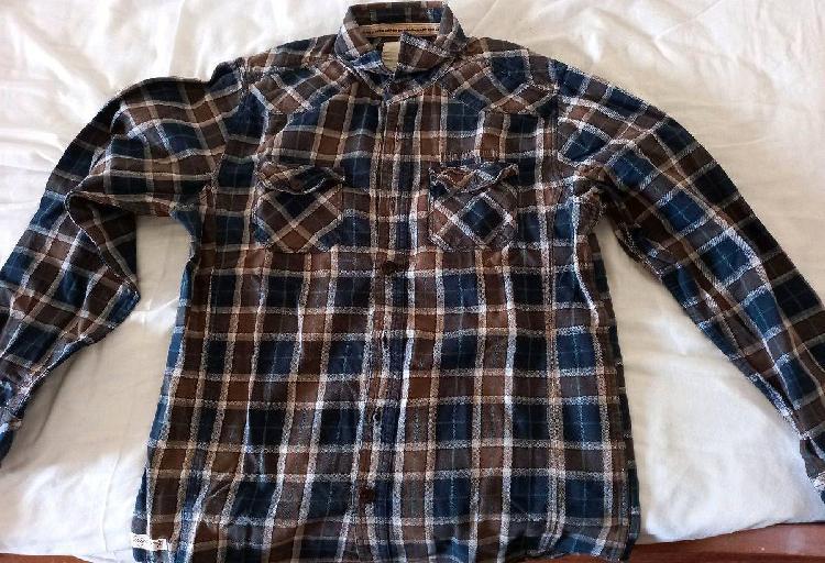 Camisa springfield tamanho m ou l