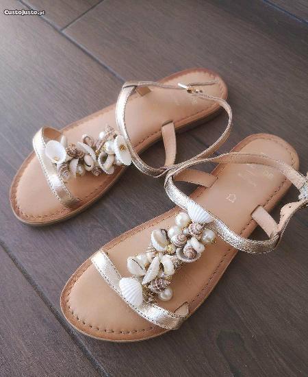 Sandalias seaside novas