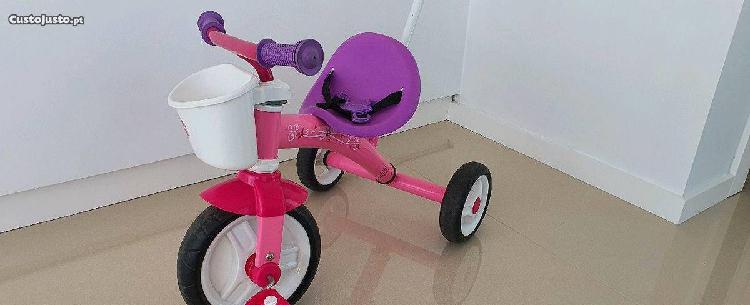 Chicco triciclo u-go pink