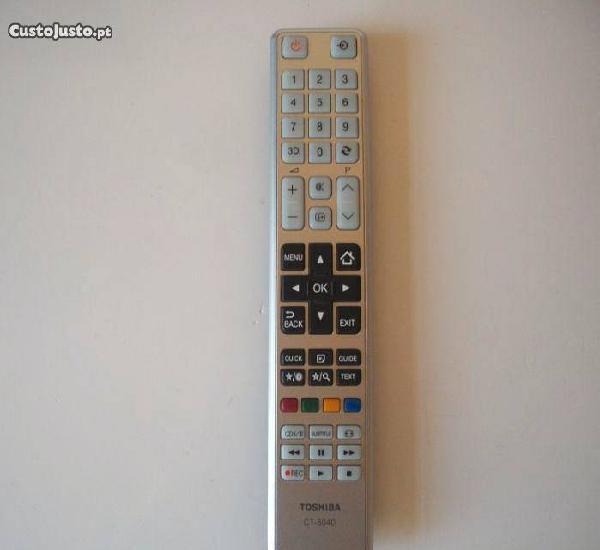 Comando original tv toshiba 32w1863dg
