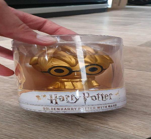 Harry potter - figuras médias - golden harry potte