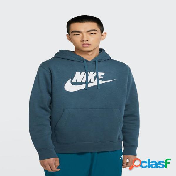 Sweatshirt casual nike club homem