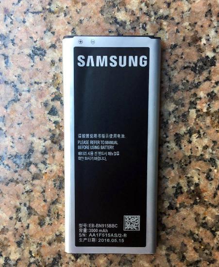Bateria original samsung galaxy note edge (n915)