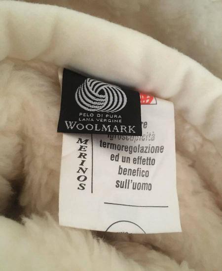 Cobertor grande de lã merino,como novo