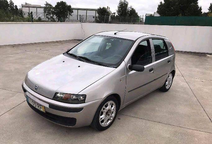 Fiat punto 1.9 diesel - 01