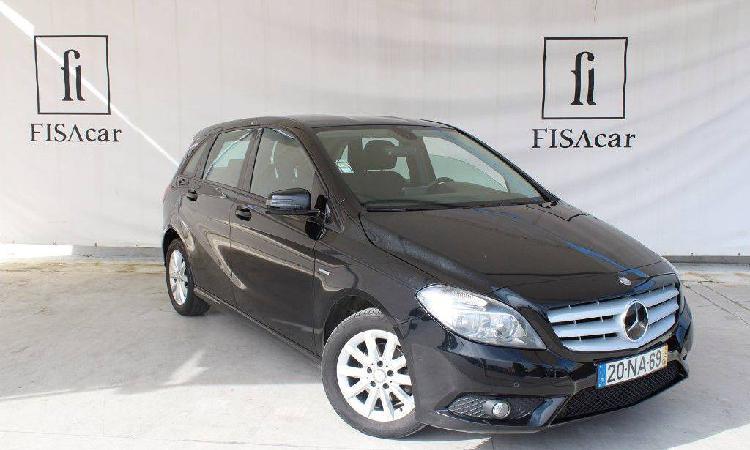 Mercedes-benz b 180 cdi blueefficiency a - 12