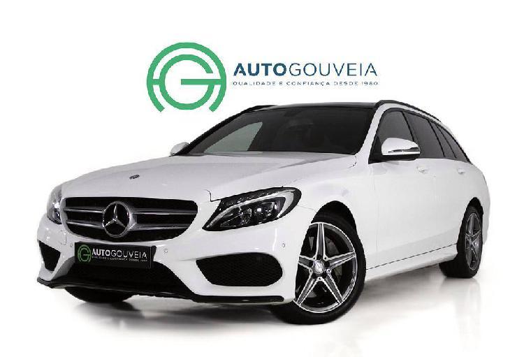Mercedes-benz c 300 bluetec hybrid amg - 15