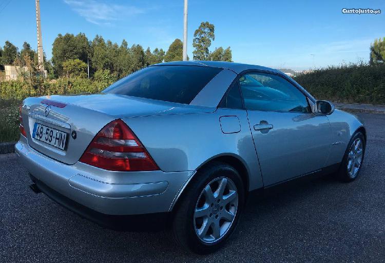 Mercedes-benz slk 200 kompressor-192cv - 96
