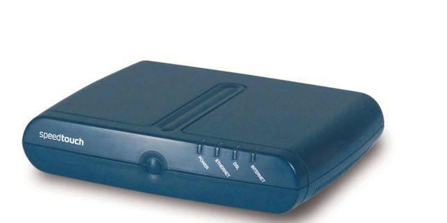 Modem de internet - thomson speedtouch st516