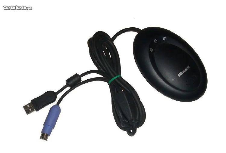 Recetor ótico - microsoft wireless 2.0a 1019