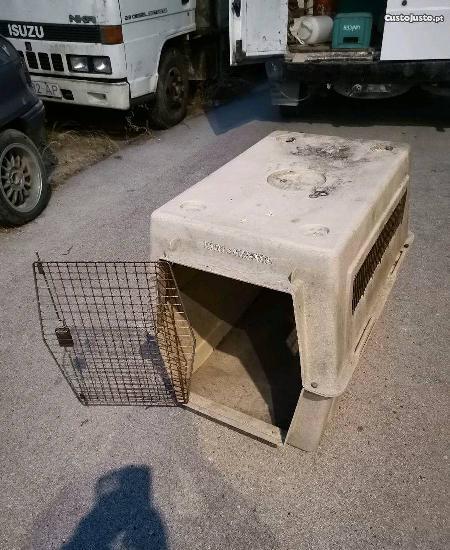 Jaula para transporte de animais