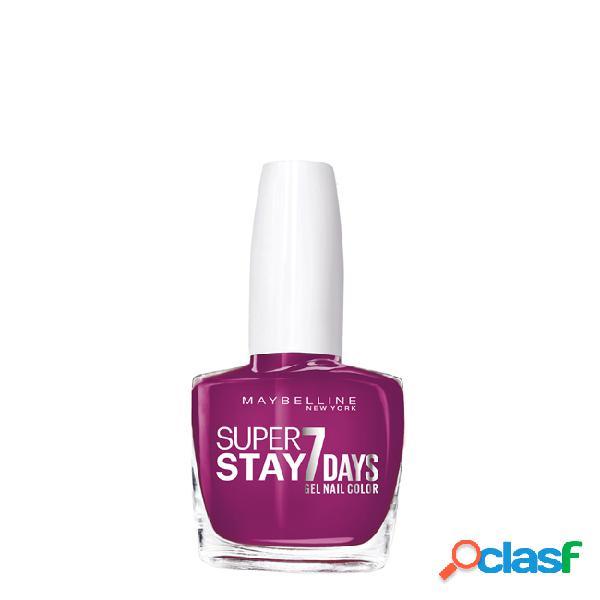 Maybelline superstay verniz gel cor 230 berry stain 10ml