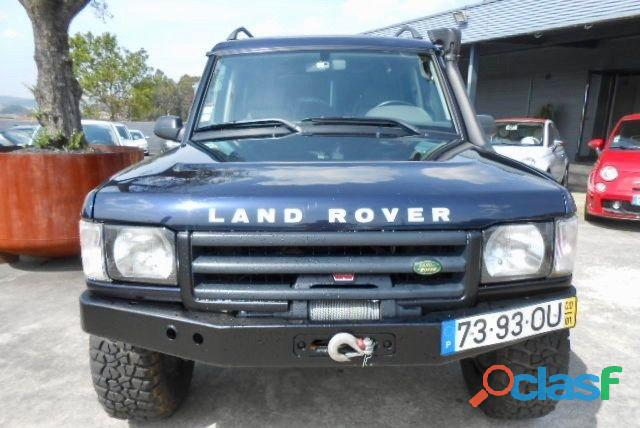 Land Rover Discovery 2.5 TD5 7 LUGARES 7500,00 EURO
