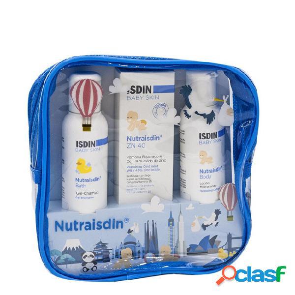 Nutraisdin travel kit pack gel + pomada + loção 50+20+50ml