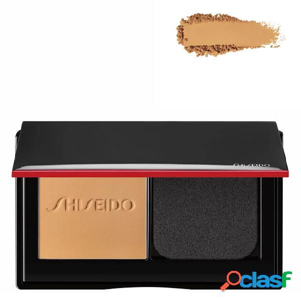 Shiseido synchro skin foundation base em pó compacto cor 250 sand 9 gr