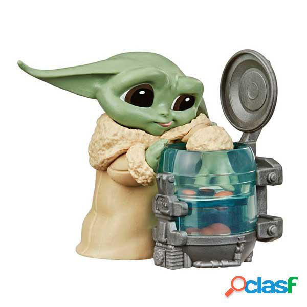 Star wars mini figura the child mandalorian #8