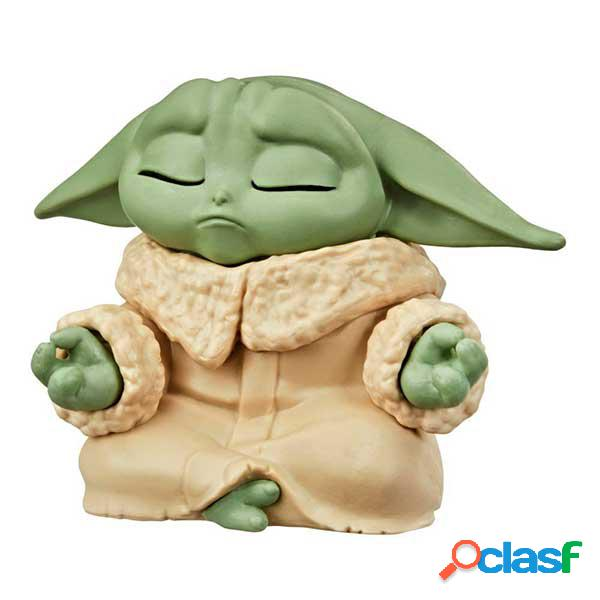Star wars mini figura the child mandalorian #10