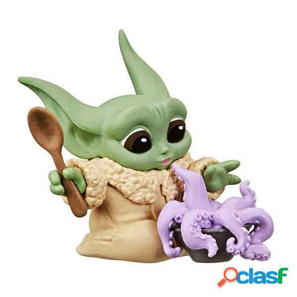 Star wars mini figura the child mandalorian #11